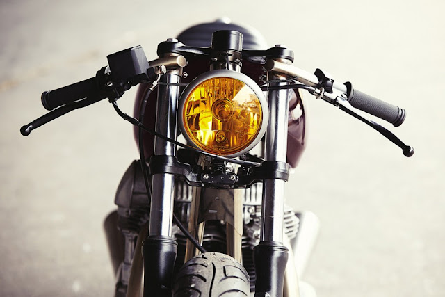 Kawasaki W650 độ Cafe Racer - Thổi hồn Pháp và xe Nhật