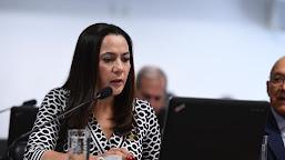 Senadora Mailza Gomes agradece projeto Todos pela Saúde pelo envio de respiradores e equipamentos para o Acre