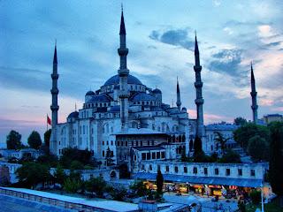 Paket Tour Muslim Turki Istanbul