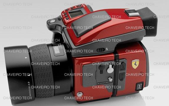 A H4D Ferrari Limited Edition traz acabamento na cor
