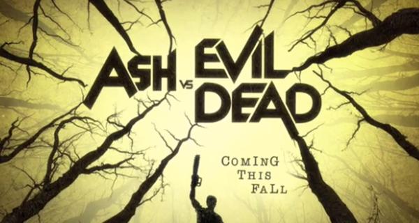 quando esce ash vs evil dead il telefilm de la casa in. Black Bedroom Furniture Sets. Home Design Ideas
