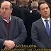 Φίλης και Άδωνις ψάλλουν μαζί στον Μητροπολιτικό Ναό Αθηνών (video)