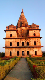 Cenotaph of Orchha