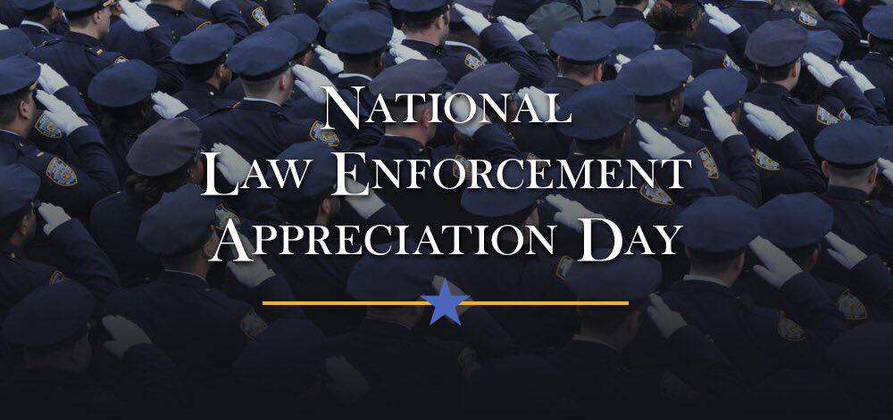 National Law Enforcement Appreciation Day Wishes pics free download