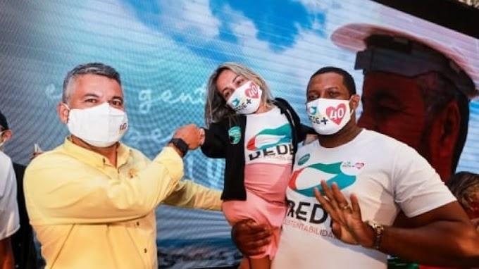 Irecê: Justiça Eleitoral determina apreensão de máscaras distribuídas na convenção de Elmo Vaz