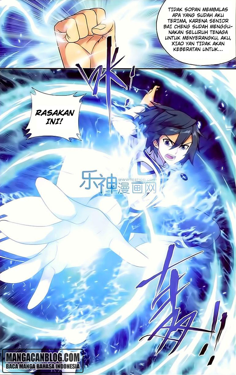Battle Through the Heavens Chapter 147-37