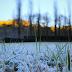 Frio extremo traz forte geada ao RS nesta quarta-feira