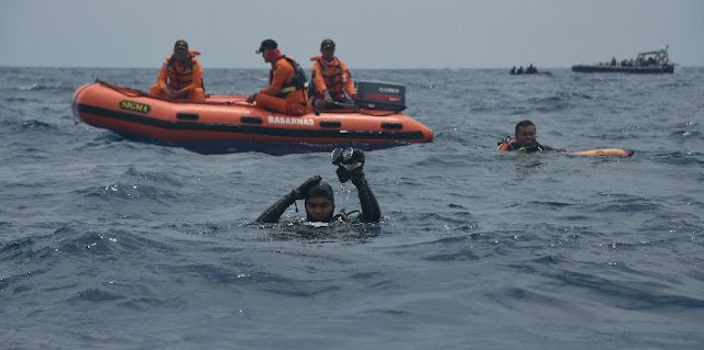 Misteri Black Box CVR Lion Air Tak Kunjung Ditemukan Terungkap, Begini Kondisi Dasar Laut Sebenarnya
