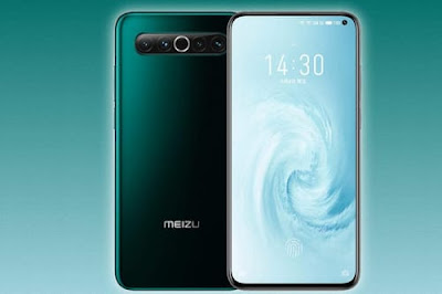 Meizu 17 PRO will soon be equipped with a 3D depth sensor in the rear view camera