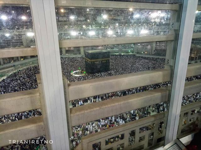 rooftop masjidil haram