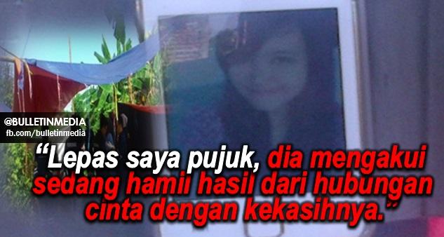 Gadis 19 Tahun Maut Dipaksa Teman Lelaki Gugurkan Kandungan