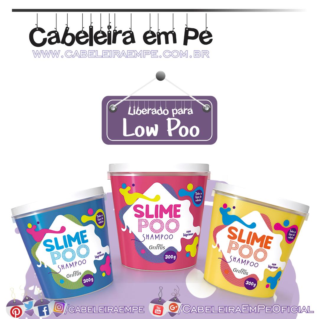 Shampoos Slimepoo - Griffus (Low Poo)
