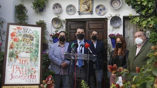 Córdoba recupera tras más de cien años los patios en Jueves Santo