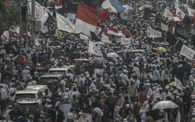 Demo DPR Tolak RUU HIP, PA 212 Janjikan Massa Lebih Besar