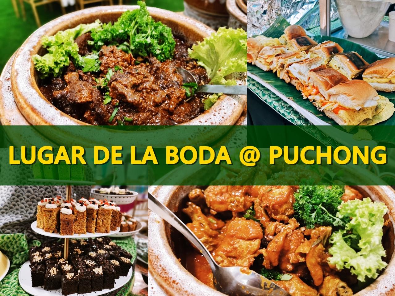Buffet Ramadhan 2021 di Lugar De La Boda @ Puchong