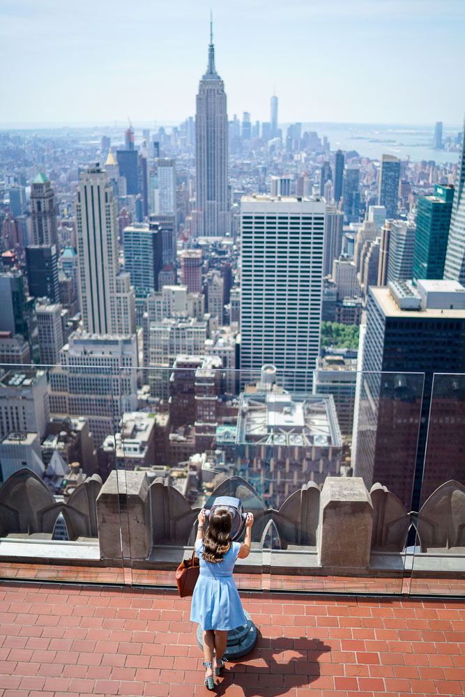 Top of the rock new york city fashion and lifestyle blog for The best of nyc