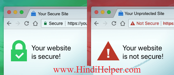 SSL Certificate Show in Browser