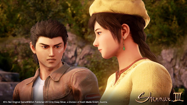 New image #2: Ryo and Shenhua
