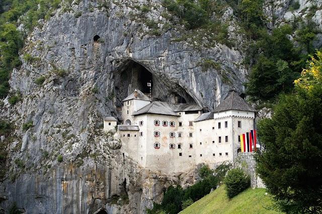 5 самых интересных замков в Словении