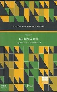 História da América Latina Vol. 5 leslie betell