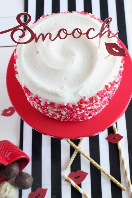 Smooch Valentine Party DIY Louisville