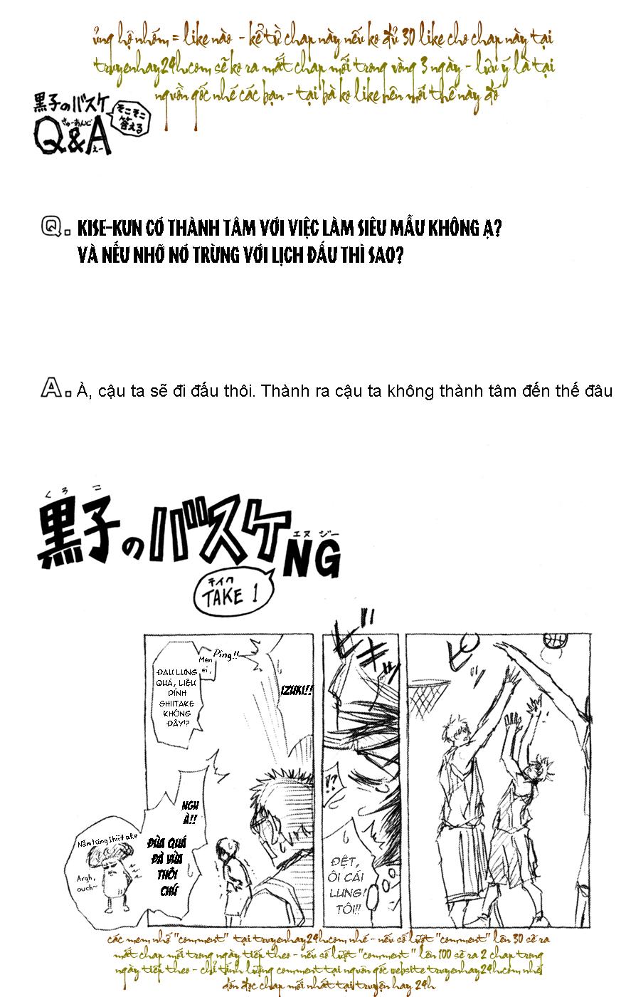 Kuroko No Basket chap 152 trang 20