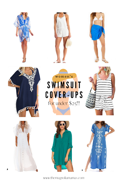 Women's Cover Ups for under $25
