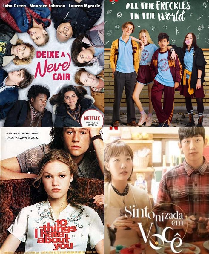 melhores filmes comédia romântica netflix