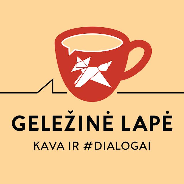 Geležinė Lapė   Kava ir #dialogai