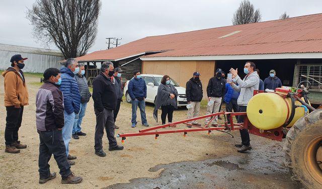 Certifican a trabajadores del agro