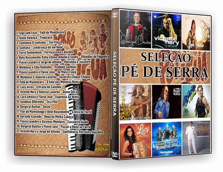 DVD - SELEÇÃO PÉ DE SERRA 2019 - ISO