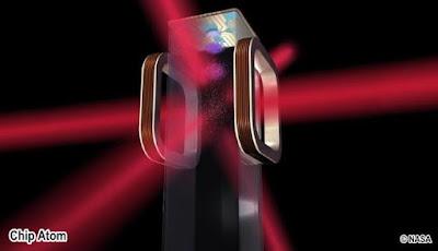 NASA Ingin Ciptakan Materi Kondensat Bose-Einstein
