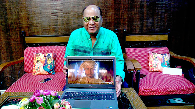 The legendary singer Mohd. Aziz launches his song compilation on FilmiGaane – Shemaroo's YouTube Channel