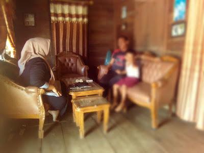 Ketua LPAI Lampung Timur Sambangi Rumah Siswa Korban Penganiayaan di SDN 1 Pekalongan