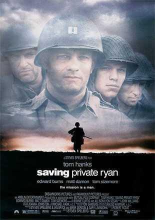 Saving Private Ryan 1998 BRRip 720p Dual Audio In Hindi English