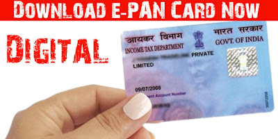 Lost Pan Card? Download Now from Income Tax Department Website