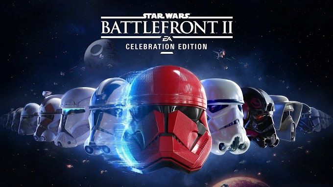 Descarga gratis Star Wars Battlefront II - Celebration Edition