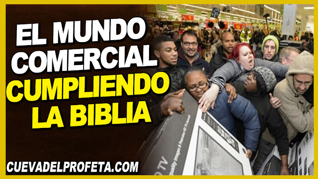 El mundo comercial cumpliendo la Biblia - Citas William Marrion Branham