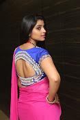 syamala sizzling saree stills-thumbnail-9