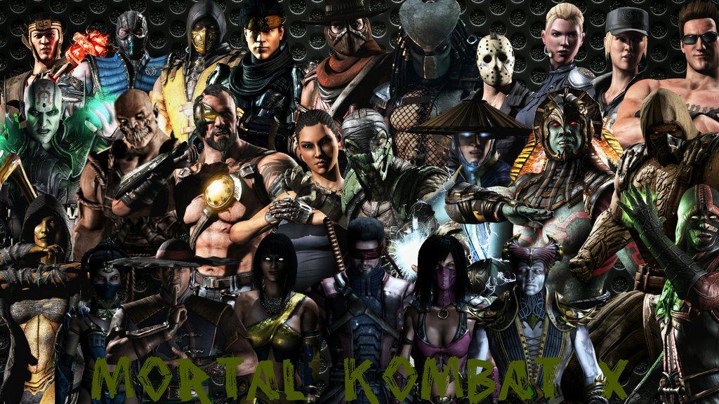 Pausa Para Pitacos: {Momento Geek } ~ Mortal Kombat X - photo#21