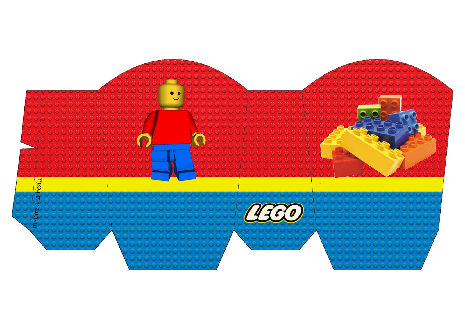 Lego Party: Free Printables Boxes and Free Party Printables. - Oh My ...