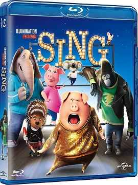 Sing (2016) Animation English 1080p Blu-Ray Download, Sing Full Movie Download