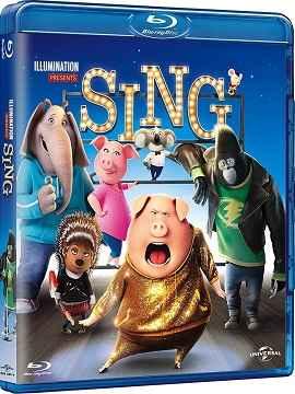Sing (2016) Animation English 720p Blu-Ray Download, Sing Movie Download