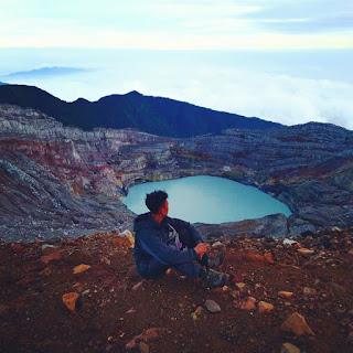 gunung dempo via rimau