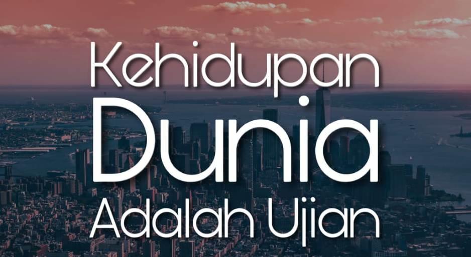 Jawaban Al-Qur'an tentang Berbagai Ujian Hidup