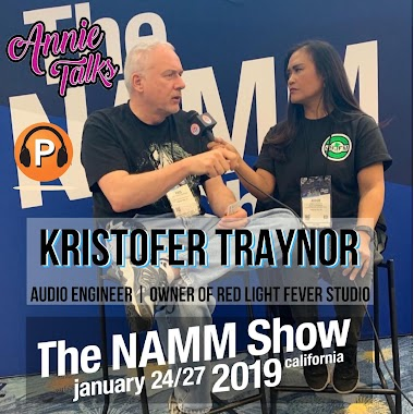 Annie Talks with Kris Traynor