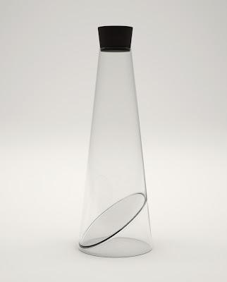 Diseño de jarra para vino