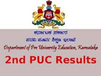 Karnataka 2 PUC Results