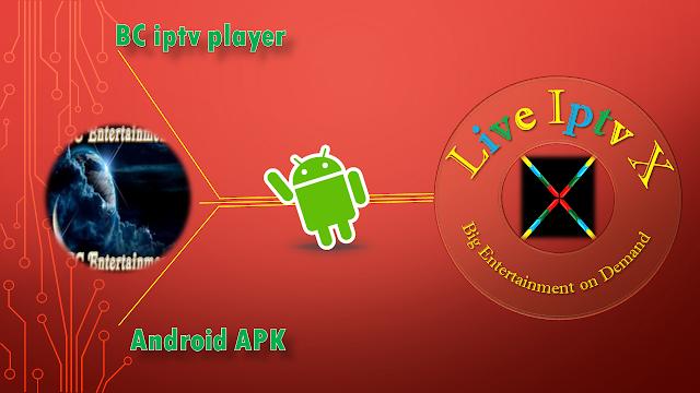 BC Iptv Player APK