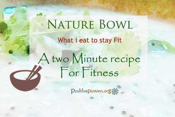 nature bowl by positivepowers